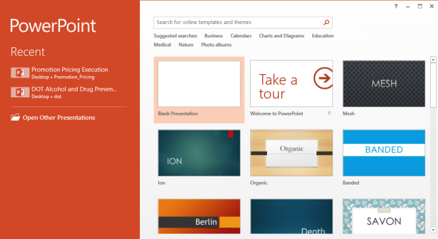 ms powerpoint 2016 featured image